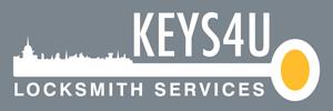 KEYS4U Locksmith Services – KEYS4U are a team of UK based, DBS checked, fully accredited locksmiths